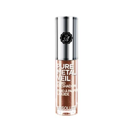 Absolute Pure Metal Veil Fluid Eyeshadow | Copper Glitz