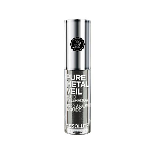 Absolute Pure Metal Veil Fluid Eyeshadow | Gunmetal
