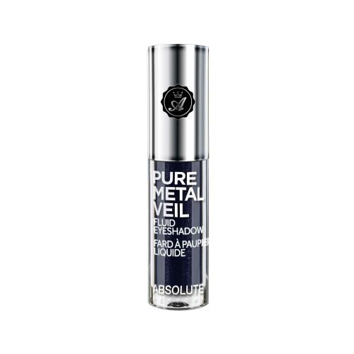 Absolute Pure Metal Veil Fluid Eyeshadow | Midnight Marine