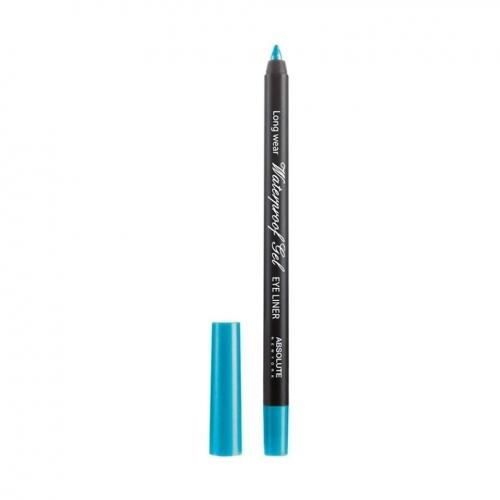 Absolute Waterproof Gel Eye & Lip Liner | Turquoise