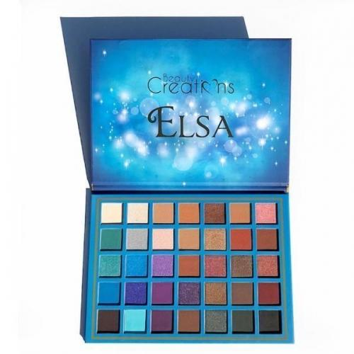 Beauty Creations 35 Color Eyeshadow Palette | Elsa