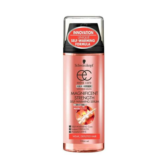 Schwarzkopf Extra Care Magnificent Strength Self-Warming Serum 150ml