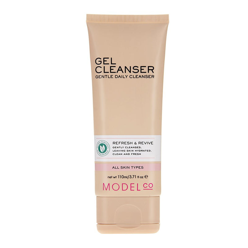 Model Co Gel Cleanser Gentle Daily Cleanser All Skin Types 110mL