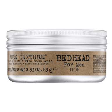 BED HEAD For Men TIGI Pure Texture Moulding Paste 83g