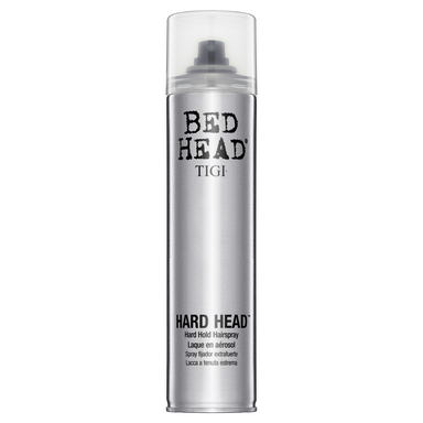 BED HEAD TIGI Hard Head Hard Hold Hairspray 385mL