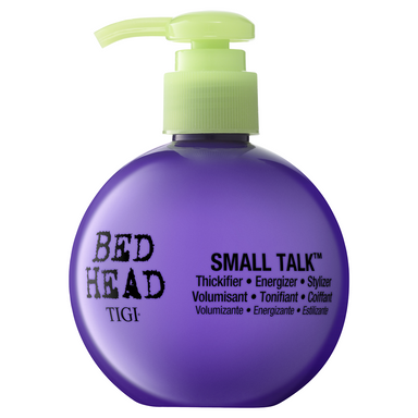 BED HEAD TIGI Small Talk Volumizing Hair Cream 200mL