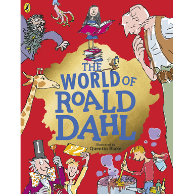 Roald Dahl The World of Roald Dahl