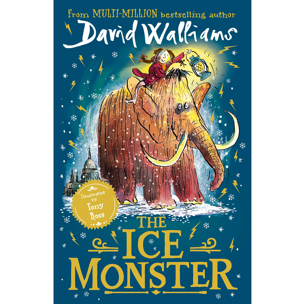 David Walliams The Ice Monster