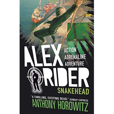 Anthony Horowitz Alex Rider: Snakehead
