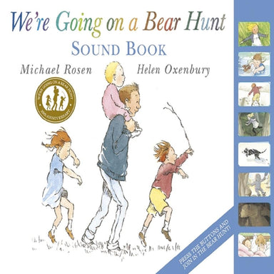 Michael Rosen We're Going on a Bear Hunt (Sound Book)