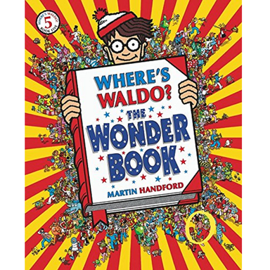 Martin Handford Where's Wally? The Wonder Book