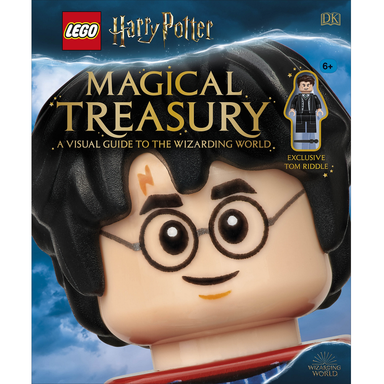 Elizabeth Dowsett LEGO Harry Potter Magical Treasury