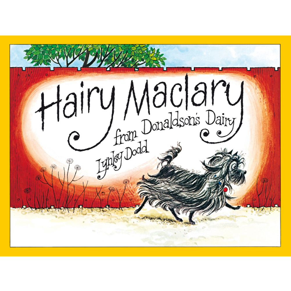 Lynley Dodd Hairy Maclary From Donaldson's Dairy