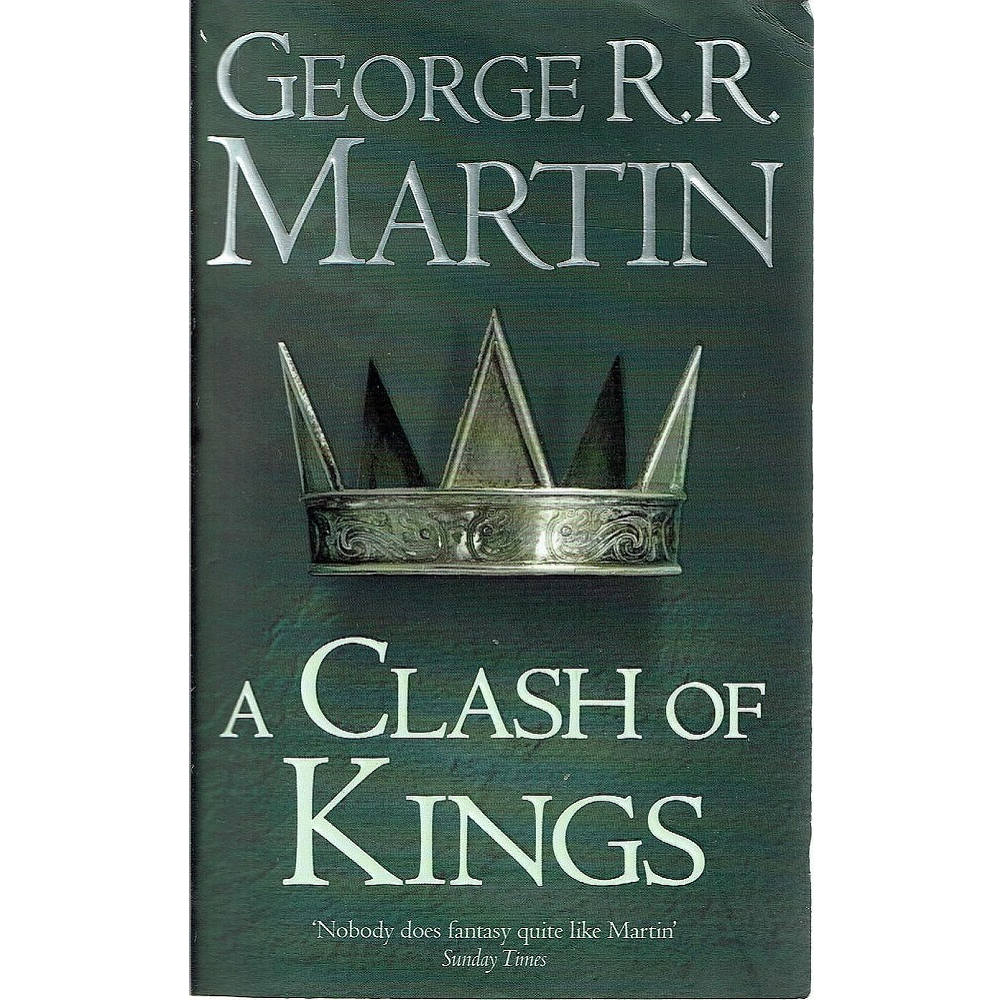George R.R. Martin A Clash of Kings
