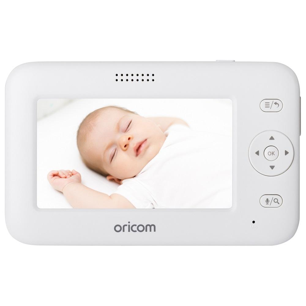 "Oricom Secure 740 4.3"" Video Baby Monitor"