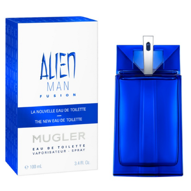 Thierry Mugler ALIEN Man Fusion EDT Spray 100mL