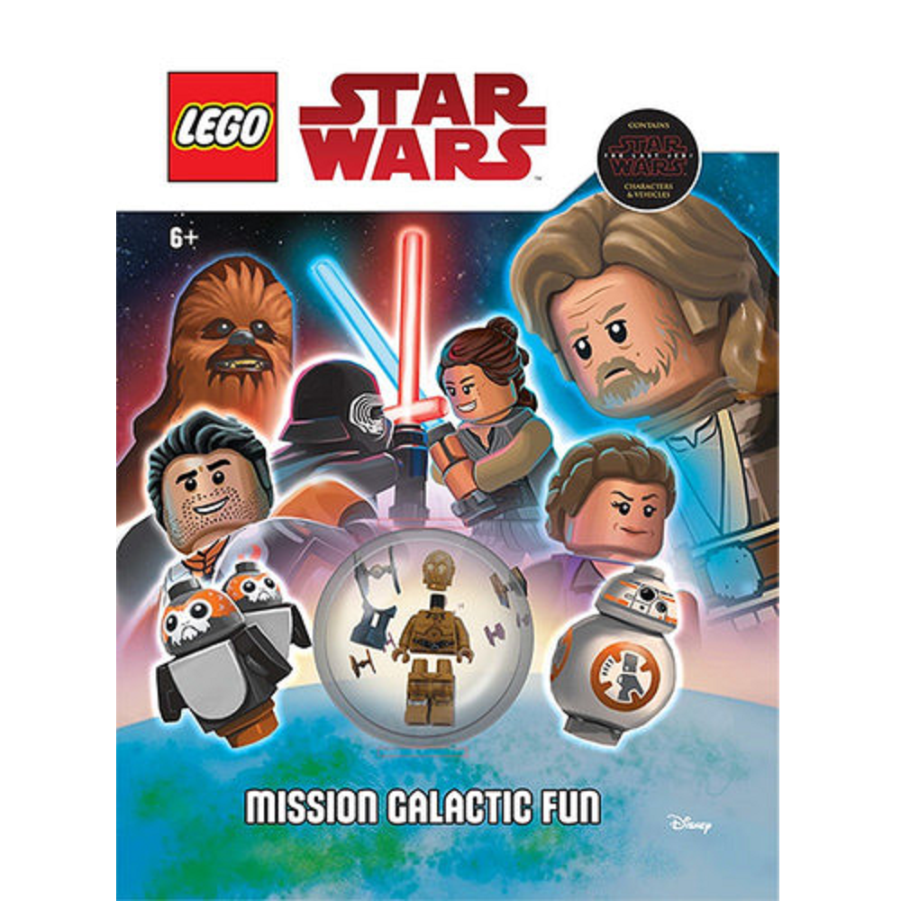 LEGO Star Wars: Mission Galactic Fun