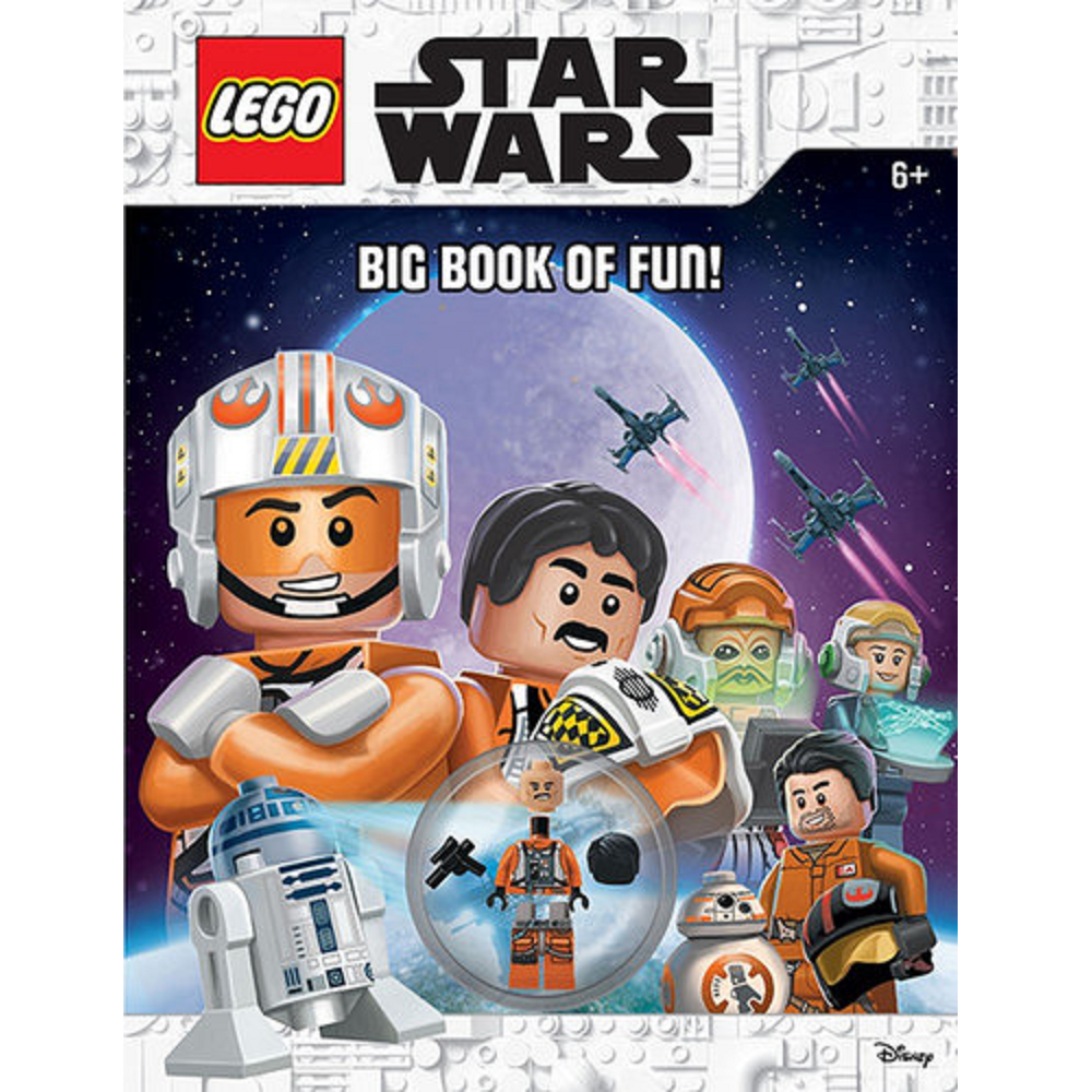 LEGO Star Wars: Big Book of Fun!