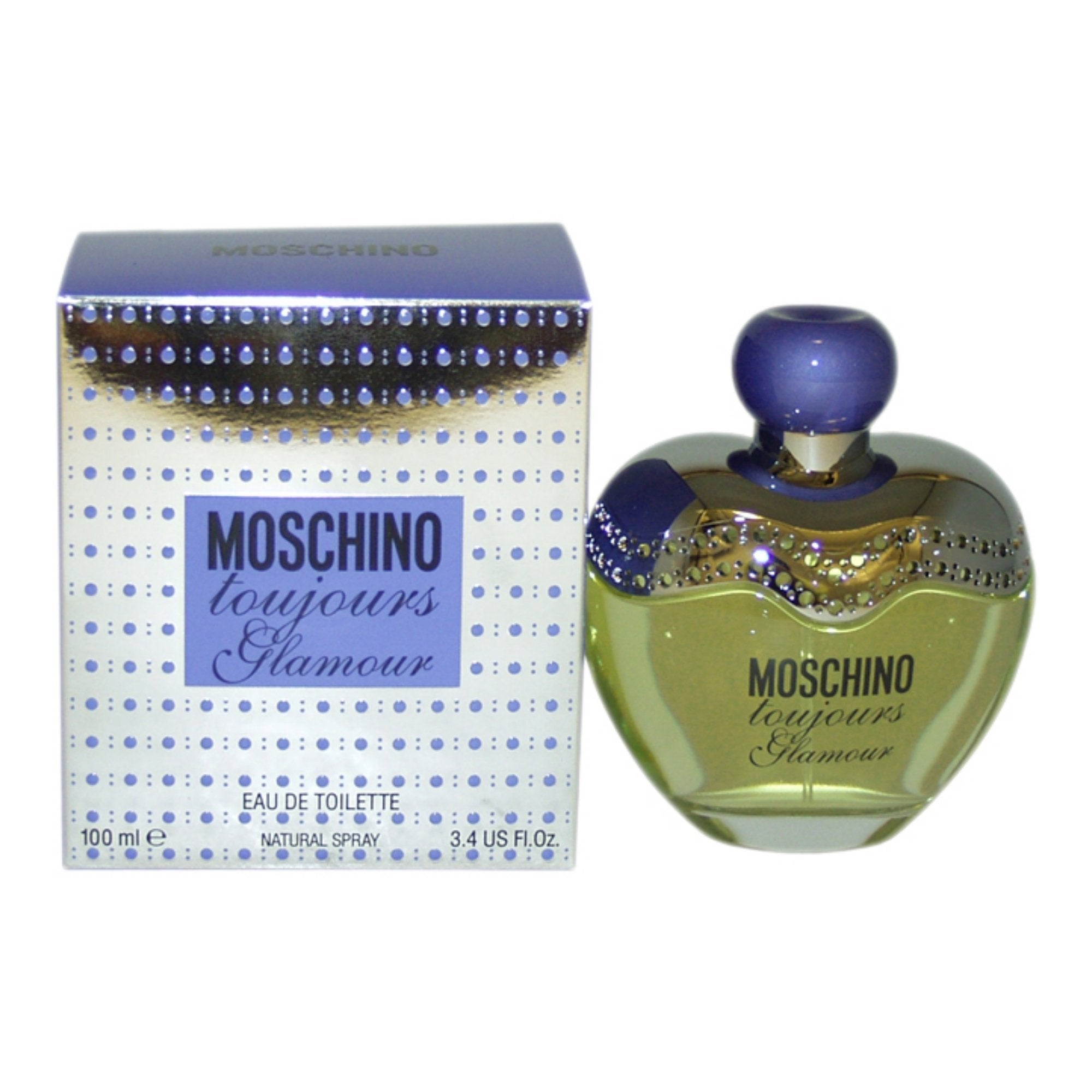 moschino glamour toujours edt