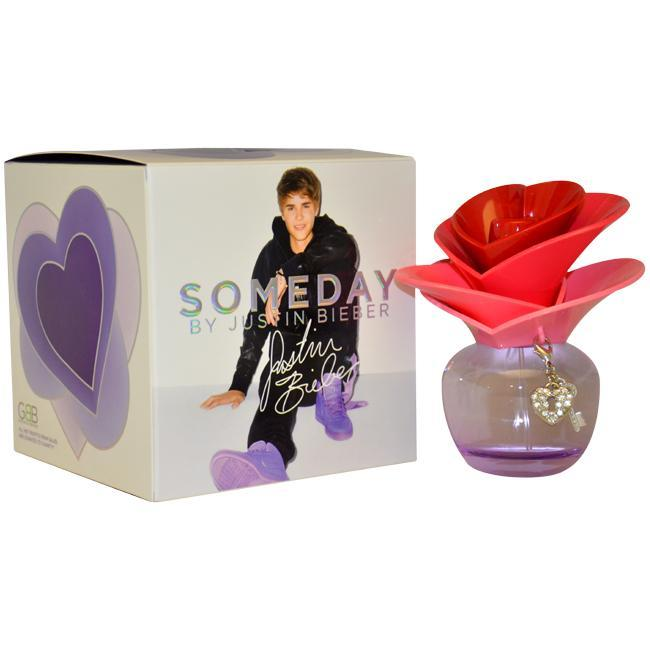 Someday by Justin Bieber for Women - 50 ml EDP