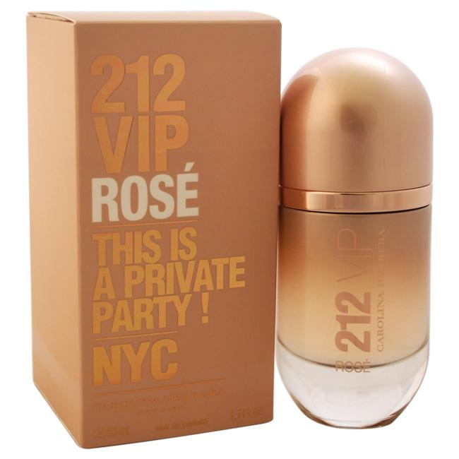 212 VIP Rose by Carolina Herrera for Women - 50 ml EDP