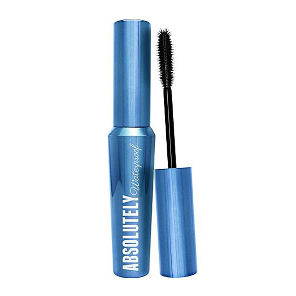 W7 Absolutely Waterproof Mascara Blackest Black 10ml
