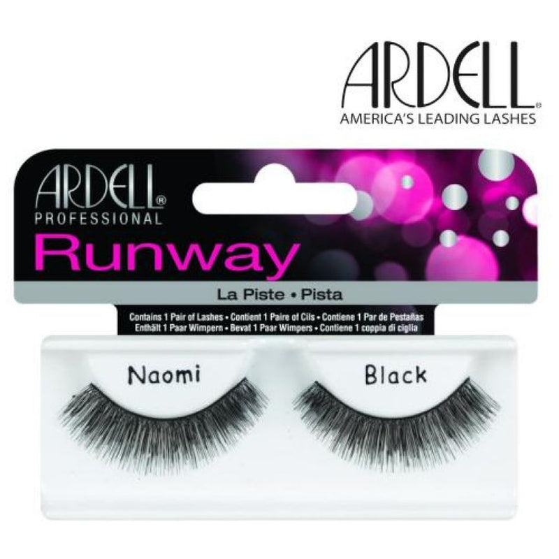 Ardell Runway Eyelashes - Naomi Black