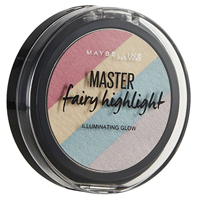 Maybelline Facestudio Master Fairy Highlight Illuminating Glow - Rainbow Highlighter