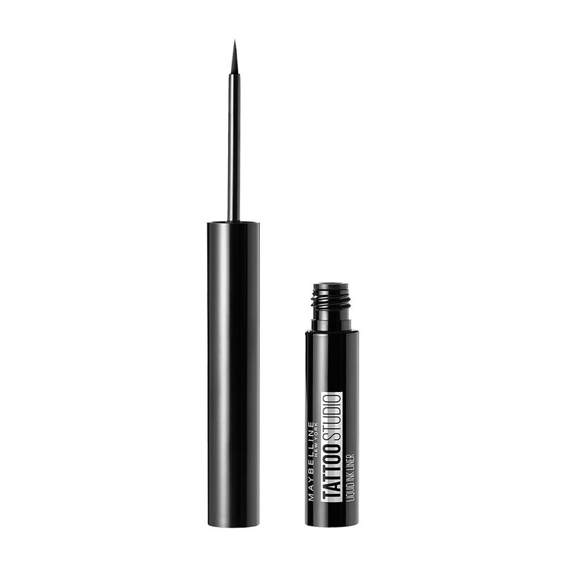 Maybelline Tattoo Studio Liquid Ink Eyeliner - Black