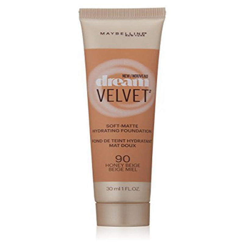 Maybelline Dream Velvet Soft Matte Hydrating Foundation Honey Beige