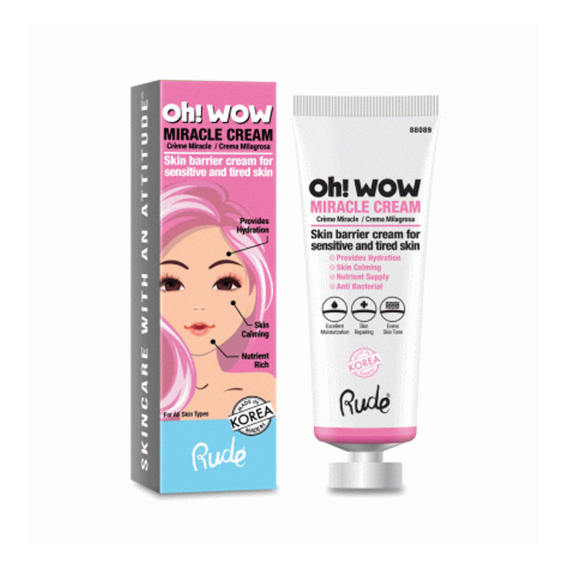 Rude Oh! Wow Miracle Cream