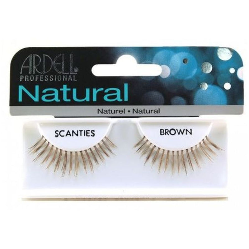 Ardell Invisibands Natural Lashes - Scanties Brown