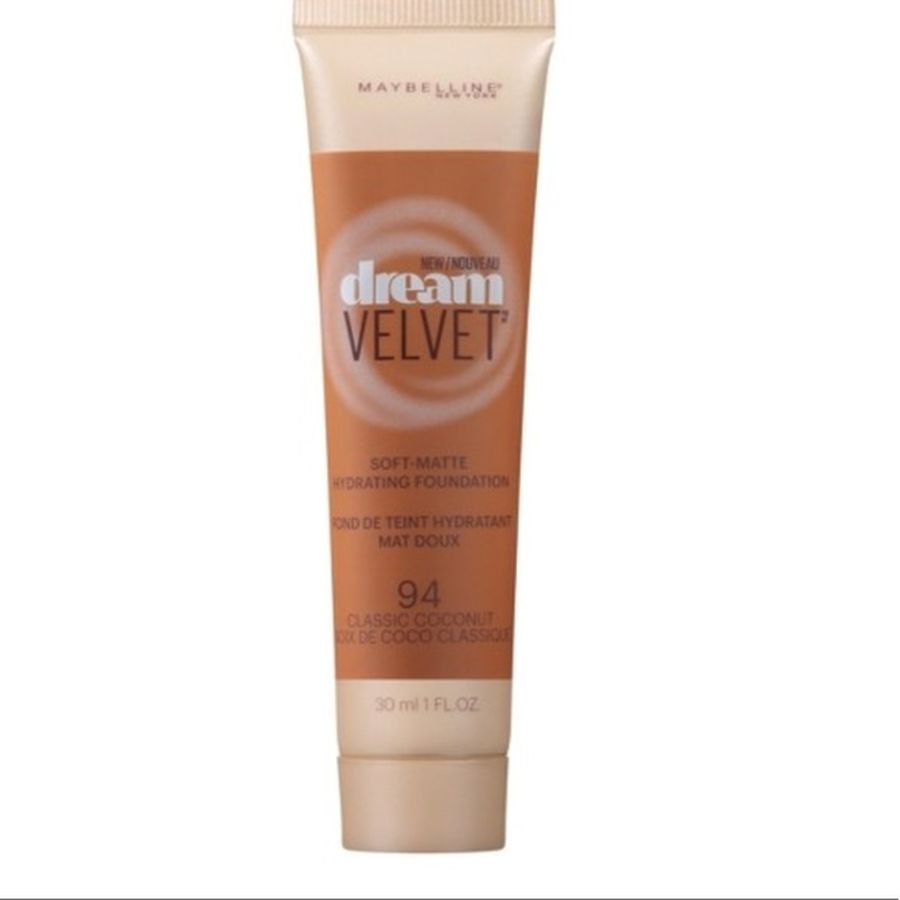 Maybelline Dream Velvet Foundation - # 94 Classic Coconut