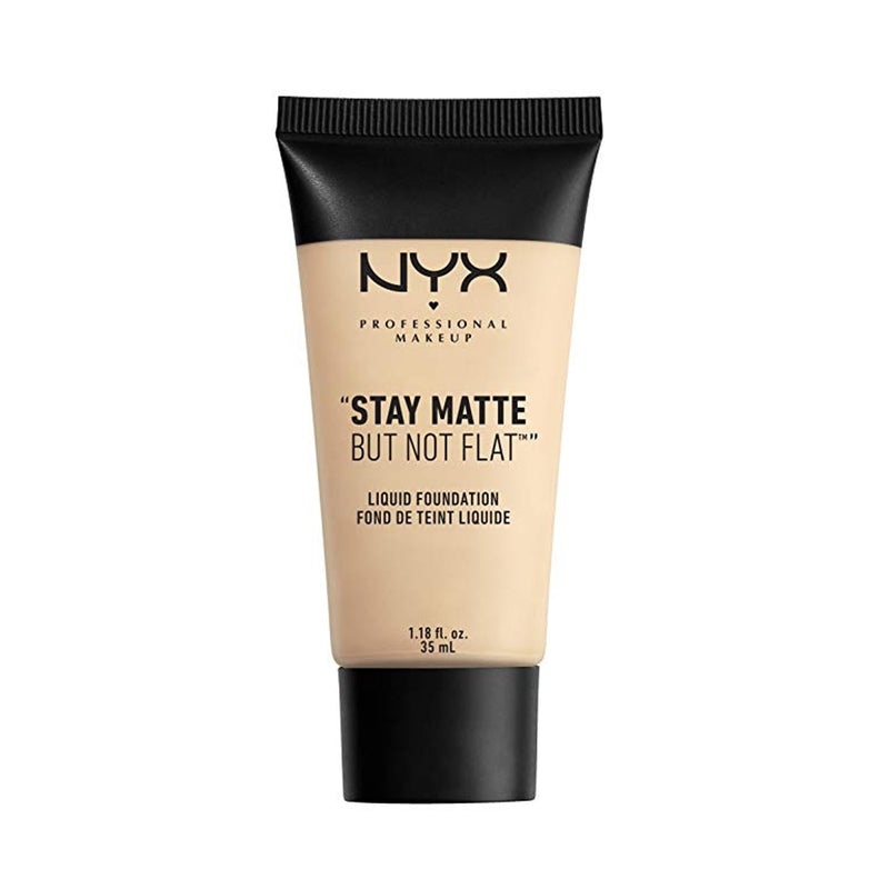 NYX Stay Matte But Not Flat Liquid Foundation - Ivory