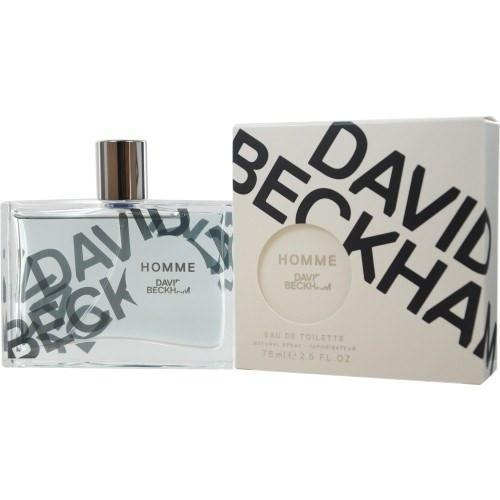 David Beckham Homme EDT Fragrance
