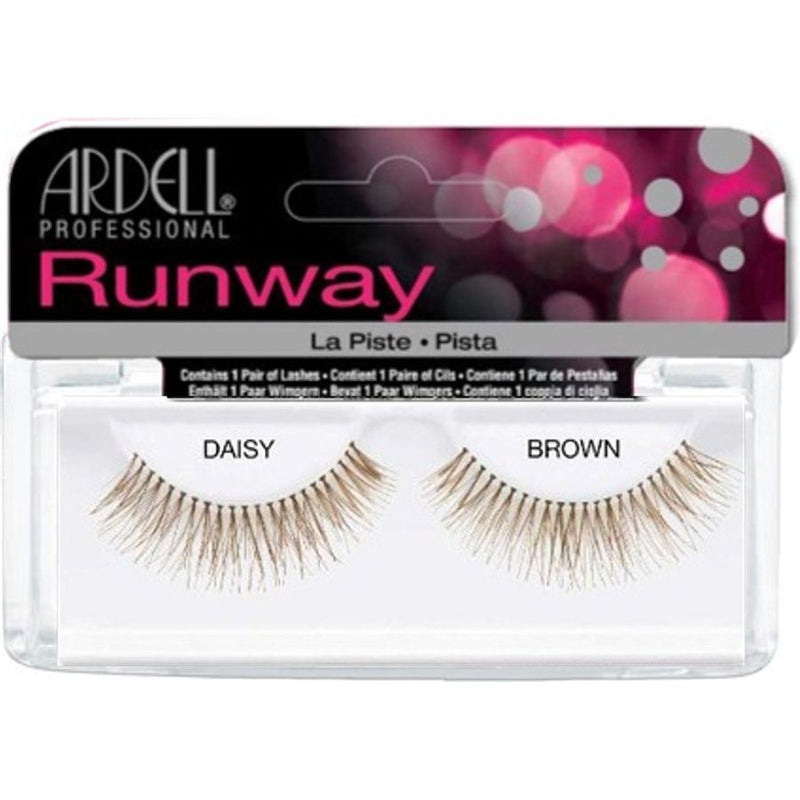 Ardell Runway Eyelashes - Daisy Brown