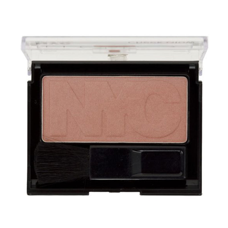 NYC Cheek Glow Powder Blush - #654 Outside Cafe