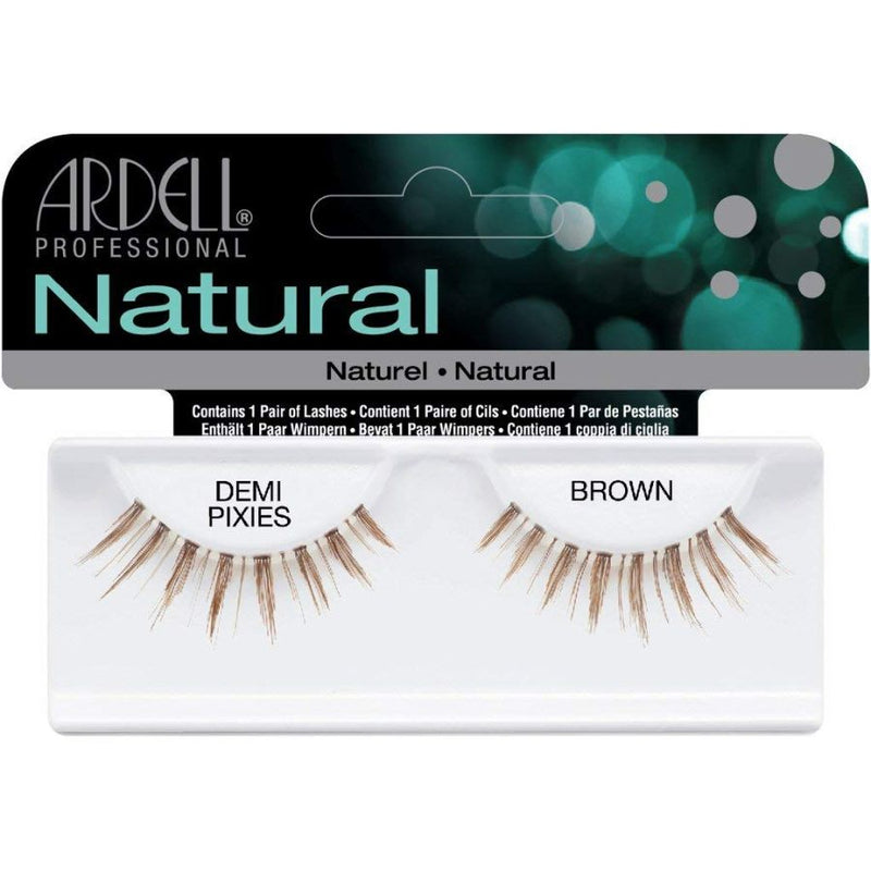 Ardell Invisibands Natural Lashes - DEMI Pixies Brown