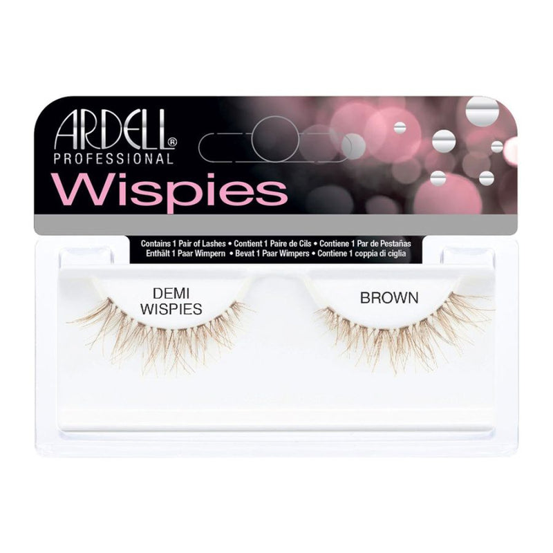 Ardell Invisibands Natural Lashes - Demi Wispies Brown