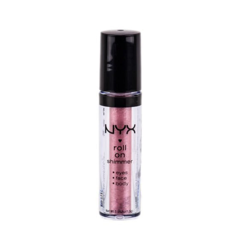 NYX Roll-On Shimmer - Mauve Pink