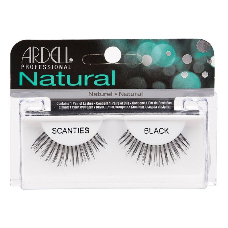 Ardell Invisibands Natural Lashes - Scanties Black