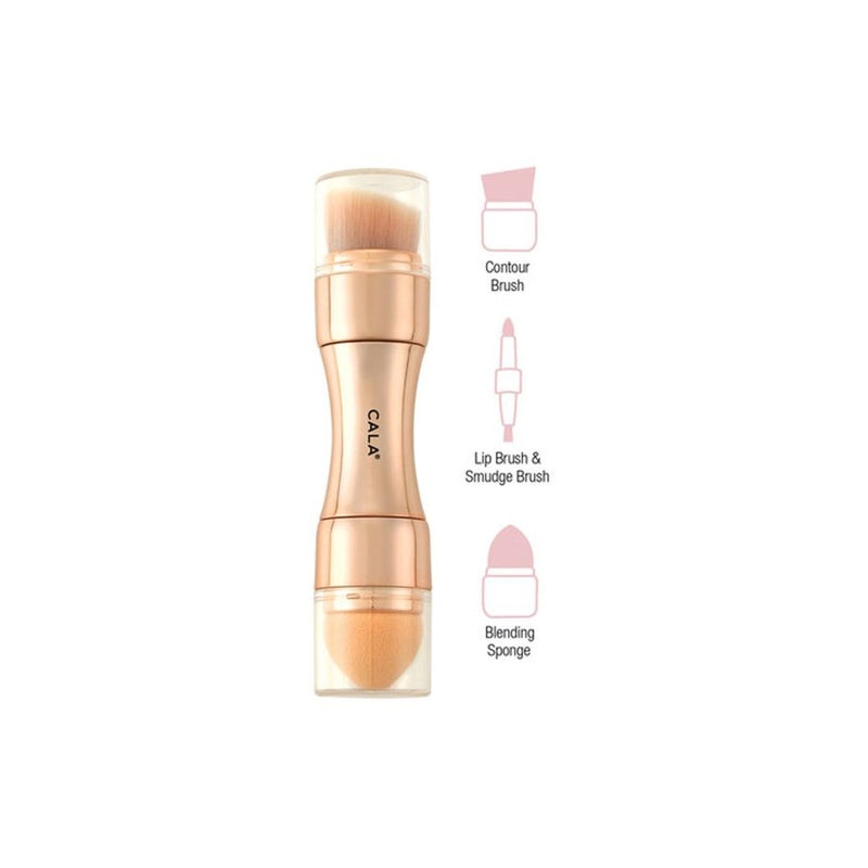 Cala Glow on the Go 4-in-1 Brush