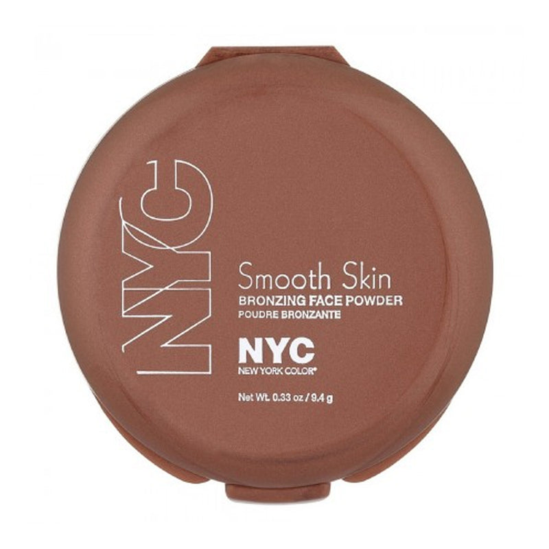 NYC Smooth Skin Bronzing Face Powder - #720A Sunny