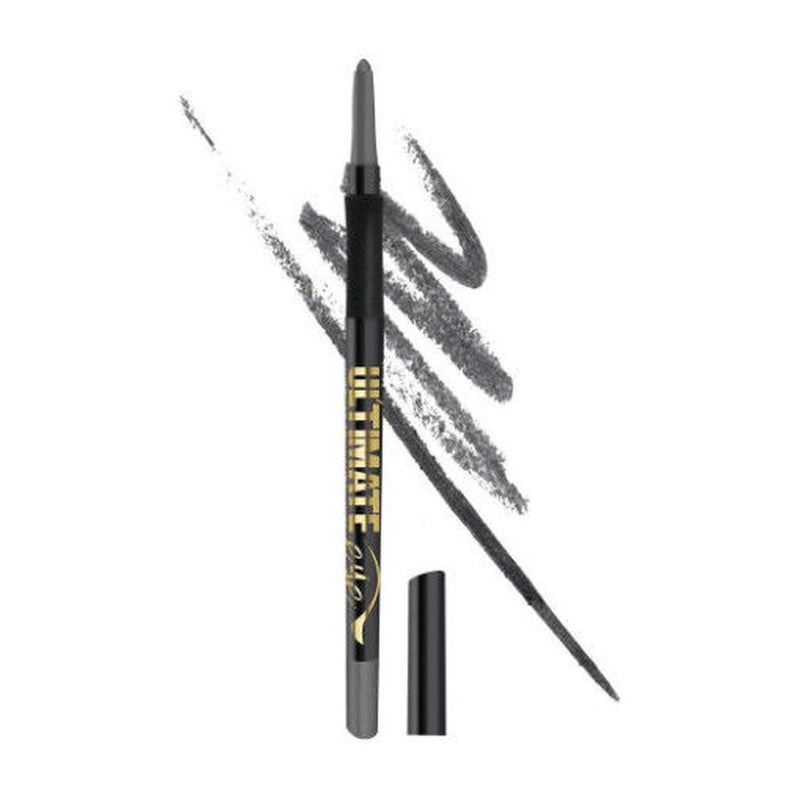 L.A. Girl Ultimate Intense Stay Auto Eyeliner - 322 Continuous Charcoal