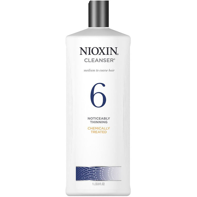 Nioxin 6 Color Safe Cleanser Shampoo