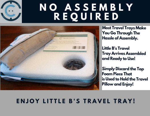 Little B's Travel Tray