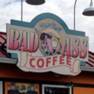 Bad ass coffee company desin fl