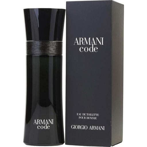Giorgio Armani Armani Code Eau De Toilette 2.5 Oz by Giorgio Armani Fragrances for Men