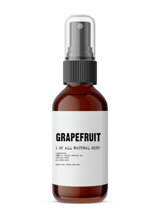 Grapefruit - All Natural & Organic Body Mist by Purple Lily Bath & Beauty