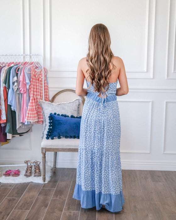 The Free Spirit Maxi Dress